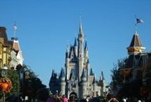 Magic Kingdom / Walt Disney World's Magic Kingdom / by Lou Mongello