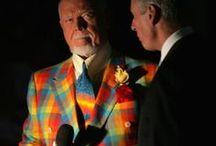 Don Cherry's Suits