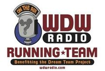 WDW Running Team / Join the WDW running team to benefit the Make a Wish Foundation / by Lou Mongello
