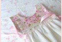 Oven Door Dresses / sewing