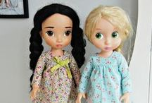 Disney Animators doll clothes