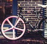 Rowery i skutery / Rowery i inne pokrewne środki transportu. Wszystkie zdjęcia są mojego autorstwa.