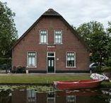 Domy / Tablica zawiera plany i zdjęcia domów znalezione w sieci oraz zdjęcia mojego autorstwa.