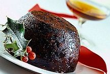 Christmas Food / Christmas food for Christmas Day and the holiday season. Recipes, ideas, main course, desserts, treats