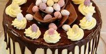 Easter Food, Cookies, Baking, Chocolate