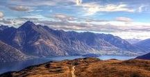 Natural New Zealand / Photography inspiration of NZ