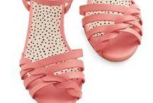 { sandals }