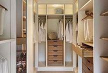 { dressing room, closet }