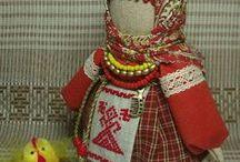 куклы обережные