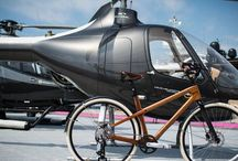 Wooden Bicycles / Materia Bikes - luxury wooden bicycles