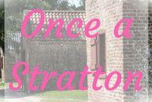 ~Once a Stratton {Storyboard}~ / My Antebellum/Abolition Era Christian Historical Novel.