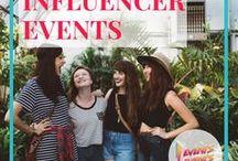 INFLUENCER EVENTS