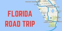 Florida Travel / Fun places to visit in Florida. :)