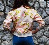 Bomber Jacket / how to wear a bomber jacket