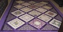 QUILTING / Quilting is all about the love of turning many fabrics into a beautiful creation. I have found many of them I am sharing on this board