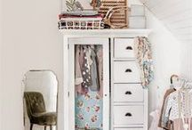 dulce KIDS ROOM / Children's bedrooms |  Ideas for girls and boys.  Toddler room ideas. Vintage, eclectic and modern bedroom ideas for kids.