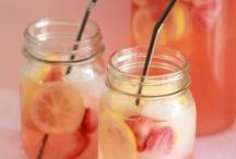 C o c k t a i l s. / Cocktails and non-alcoholic beverages  / by Rachae Reece
