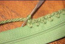 Crochet techniques / by Michele Berg