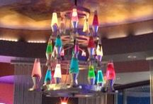 Lava Sightings / Public Spaces decorated with Lava Lamps!  / by Lava Lamp