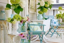 Perfect Patios / Styling ideas and tips for creating a patio that's an extension of your home.