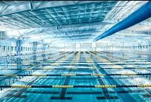 Swimming Pools of the World / So many wonderful swimming pools around the world, hard not to get inspired to swim.