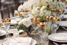 Chic Weddings / Bride envy is real. We bring you the prettiest ideas.