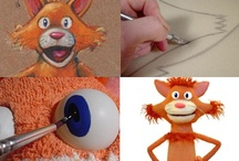 Puppet Building Resources / Books, diagrams, supplies, tutorials and more!