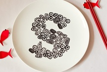 Maybe I'll Start A Plate Collection / by Sarah Chong