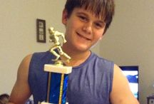 G~ Grandson # All American Teenager # New Exciting Challenges ... / My #1 Grandson #Teen yrs  # Artistic # Football # Lives For Christ # Compassionate # Strong # All American # Hugs #  / by Linda Sherrin