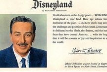 DW ~ Disney # Where Dreams Come True / Walt Disney's Dreams Come TRue..The Beginnings Of Walt's Dream ..., / by Linda Sherrin