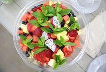 Healthy food - Здоровая пища - Terveellistä ruokaa