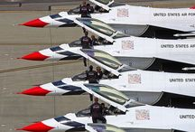 """A ~ AIRFORCE # Into The Wild Blue Yonder #Flight /   We're Fying Blue Angels # Navy Way Up High..# USAF Thunderbirds,# RAF Red Arrows,# RCAF Snowbirds #. The Red Baron.# """"Snoopy"""" # SPACE # Famous Pilots #  SAD# Thunderbirds will be grounded Because Of Military Spending Cuts # No Words # Fight For Military # Our Defense # The Moon and Back # Apollo # NASA / by Linda Sherrin"""