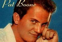 P ~ Pat Boone....April Love...❤️ / My Teenage Crush On Pat Boone / by Linda Sherrin