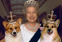 Q~Queen Elizabeth II  Her Royal Highness / Long Live The Queen ...The Jubile....Her Majesty.. / by Linda Sherrin