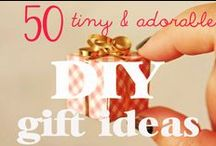 Holiday Gift Guide / Christmas and Hannukah gift ideas and stocking stuffers