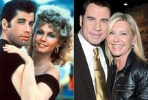 O~ OLIVIA NEWTON JOHN # GREASE ... / LOOK  AT ME I'M SANDRA DEE # Grease # John Travolta  / by Linda Sherrin