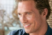 """M~ Matthew McConaughey """" All Right All Right All Right"""" Oscar 2014 Best Actor .. / Romantic # Handsome # Texas Cowboy # Actor ( Oscar Winner Best Actor .. 2014..Dallas Buyers Club )  """" all right all right all right! """")  / by Linda Sherrin"""