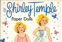 P ~ My Life As a Paper Doll.... / I loved playing Paper Dolls ~ Fond Memories Childhood  / by Linda Sherrin