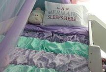 Maren's Room / Under the sea!