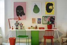 Desks and Workspace Inspiration / by CoolPencilCase