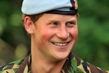 P~Prince Harry / Man On A Mission # Team Player # Compassionate  / by Linda Sherrin