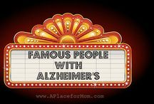 W ~ We are FAMILY # Alzheimer/ Caretaker .. / The Caregiver # Alzheimer / Special Needs/ Taking Care / Compassion Sadness/  Hurt/ Family ... / by Linda Sherrin