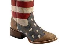 Boot Scootin' Boogie / Nothing like a good pair of Cowboy boots!