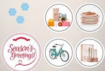 Obsessions and Gift Guides / These are a few of our favorite things..... / by Valpak