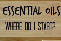 Essential Oil(s) / One of YAH's natural healers.  / by McKenzie (Bat'Yah)