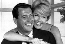 Doris Day & Rock Hudson : Pillow Talk / Rock Hudson and Doris Day : I loved all Their Movies .. When They Were Acting Together or With Someone else.. Great Movies Great Actors ... / by Linda Sherrin