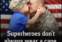 M ~ Military Brat / Military Spouse / Information and Help for your Child Facing Deployment .. Resources To Help Coping ..with Mom Or Dad Away  / by Linda Sherrin