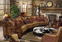 Country for the Home / This board is dedicated to country Western inspired interior design for the home! Enjoy!