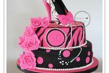 SPECIALTY CAKES / by Elaine Trentadue