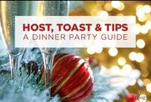 Party Planning / From simple dinner parties to an extravagant gala, party tips and decor ideas for any get together.